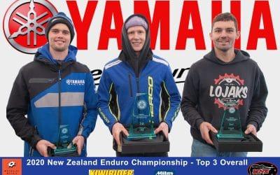 2020 NEW ZEALAND ENDURO SERIES WINNERS