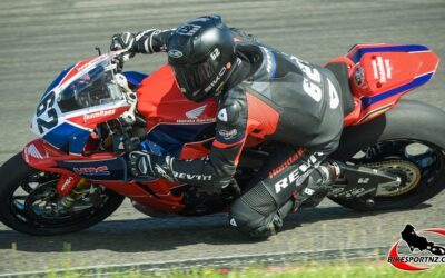 SUPERBIKE CHAMPS OPEN WITH A CANTERBURY THRILLER