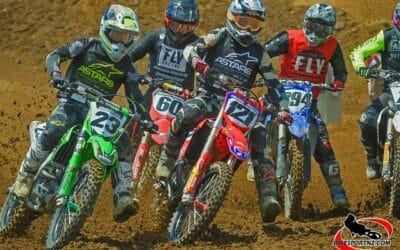 NZ CHAMPIONSHIP SERIES KICKS OFF AT WOODVILLE GP
