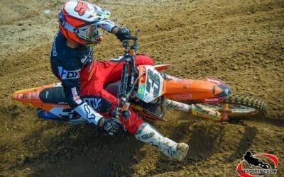 MOTOCROSS PECKING ORDER CHANGES AT ROTORUA