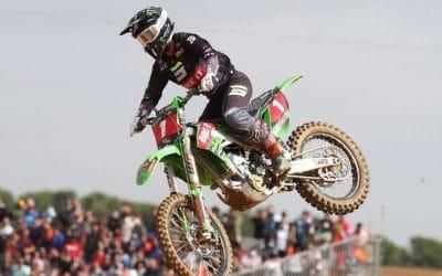 Kiwi motocross star Duncan powers to third straight world championship title