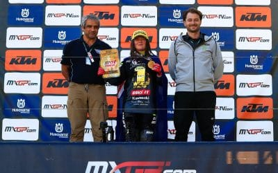 DUNCAN WRAPS UP THIRD WMX WORLD TITLE IN TRENTINO